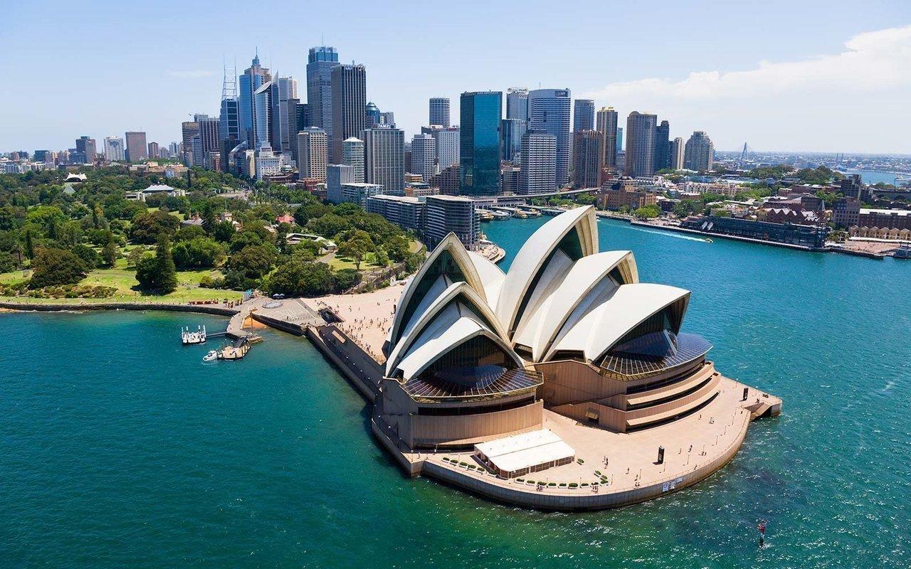 Australia VISA - Collection