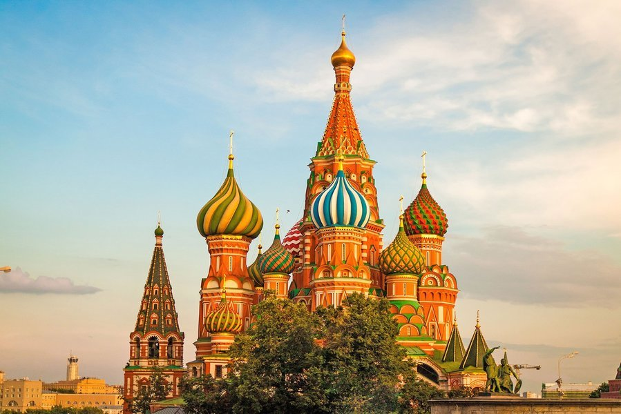 Dr. Zhivago - Russian Holiday - Tour