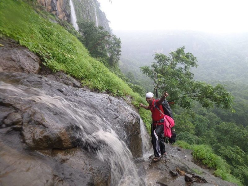 VRangers Trek To Bhimashankar via Ladder route and descend by Ganpati Ghat - Tour