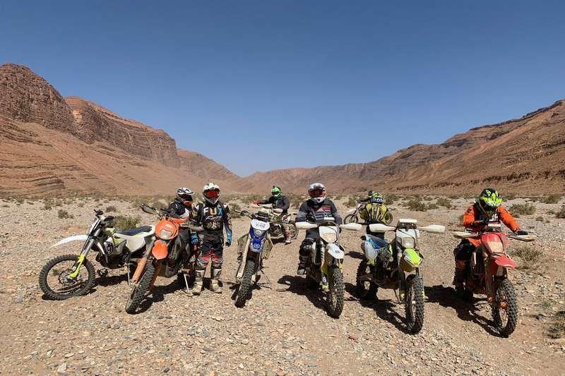 Marruecos Enduro - Costa Atlántica y Atlas - Tour