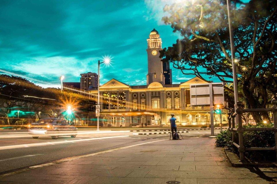 Singapore Heritage Tour - Tour
