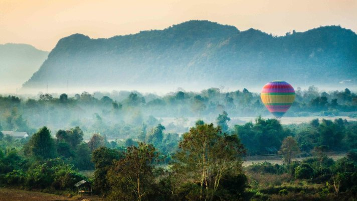 Soft adventure tour of Vietnam and Laos - Tour