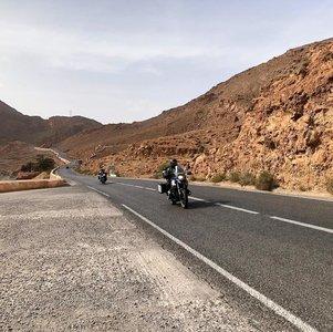 Marruecos - Costa Atlántica, Atlas y desierto