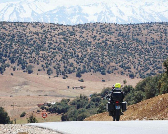 Marruecos - Desierto y Atlas - Tour