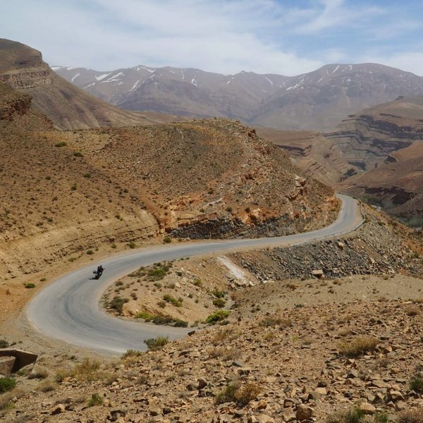 Motomorocco Adventure - Tour