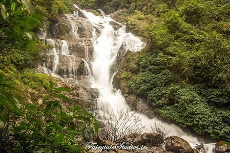 Trek to Tamdi Surla Waterfall