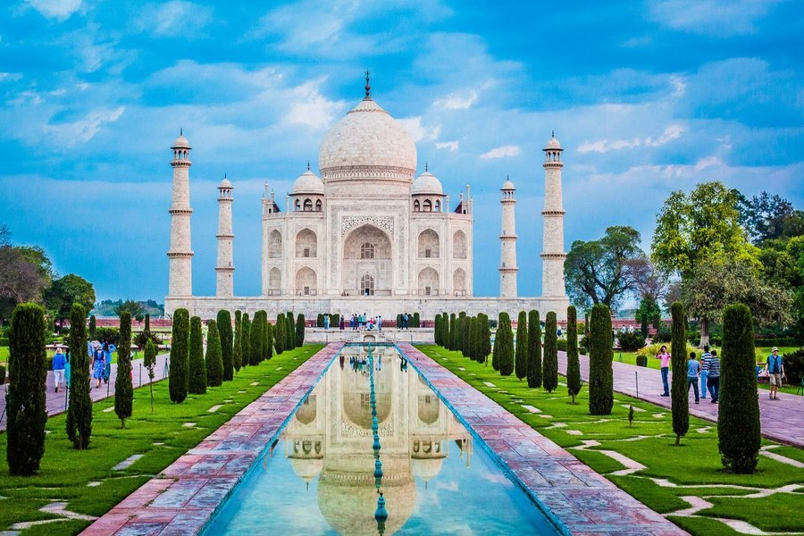 Agra and the Taj Mahal - Tour