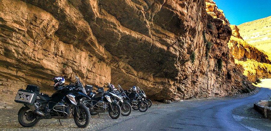 Marruecos Premium 100% Onroad - Tour