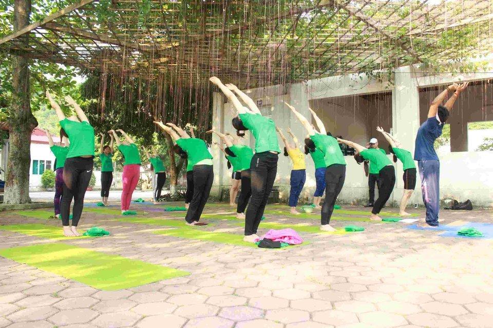 Yog Anubhav - An Introduction To Yoga - Tour