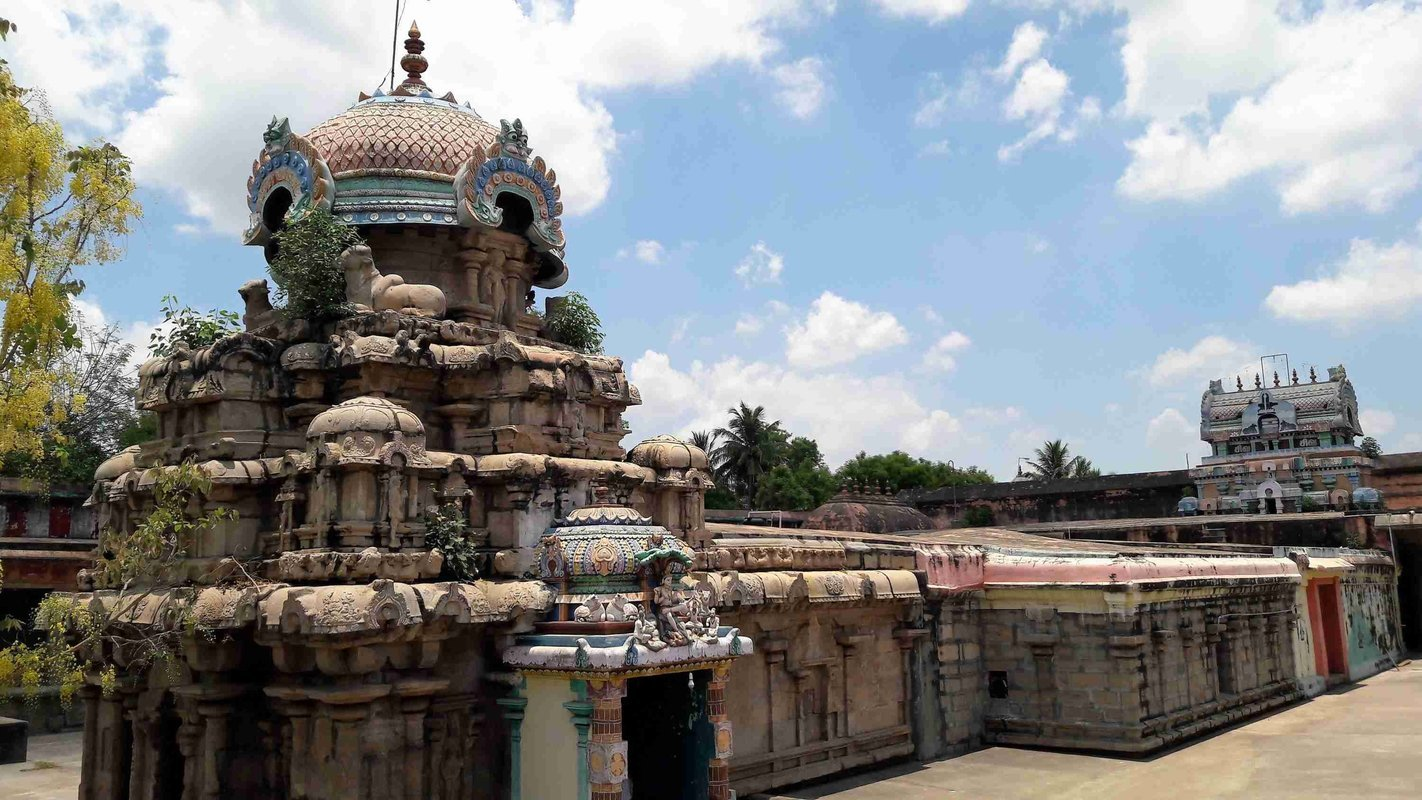 Pilgrimage Tours In South India - Collection