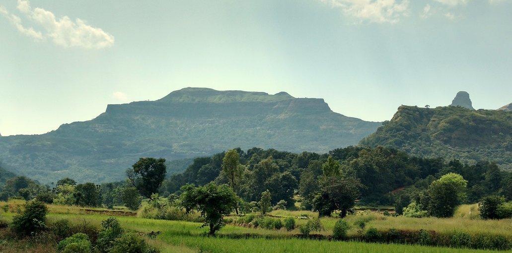 Monsoon Trek to Ratangad - Tour
