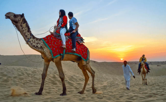 The Golden Triangle with Cultural Rajasthan - Tour
