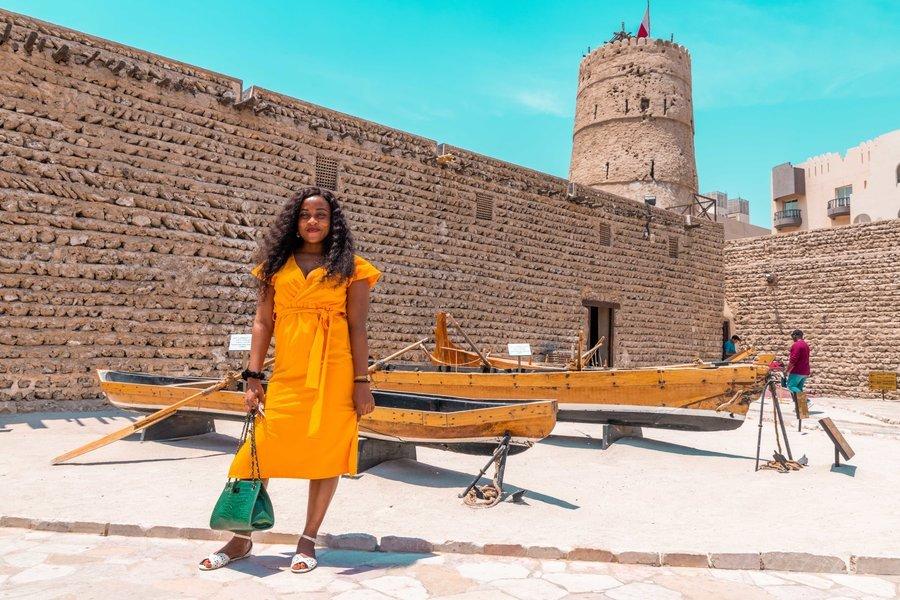 DECEMBER IN DUBAI - Tour