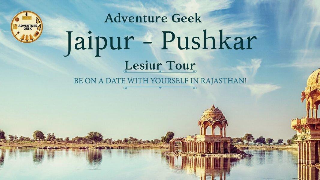 Jaipur - Pushkar Backpacking Tour - Tour