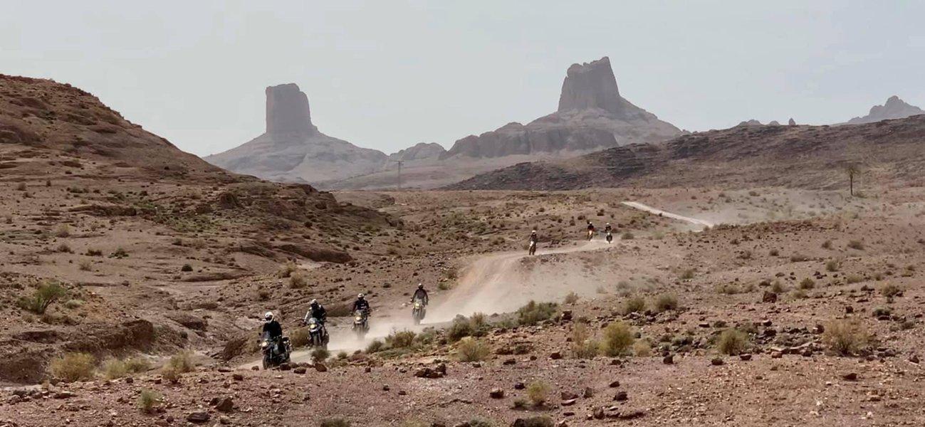 Marruecos en moto a Medida - EXCLUSIVIDAD MOTRIPGO - Tour