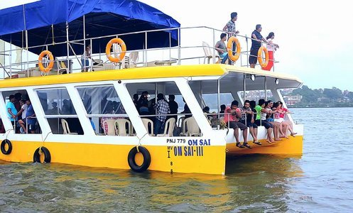 Adventure Boat Party