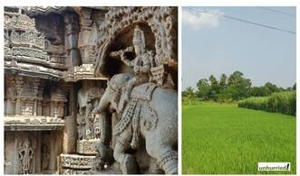 SRIRANGAPATNA & HOSAHOLALU - OF FORTS, TEMPLES AND FARMS - Tour