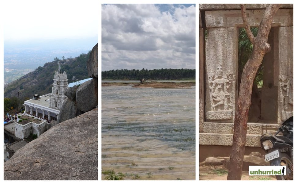 DEVARAYANADURGA - A DAY OF TREK, TEMPLE AND THOTAS - Tour