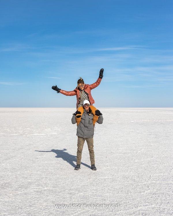 Salar de Uyuni 4 días , 3 Noches . - Tour