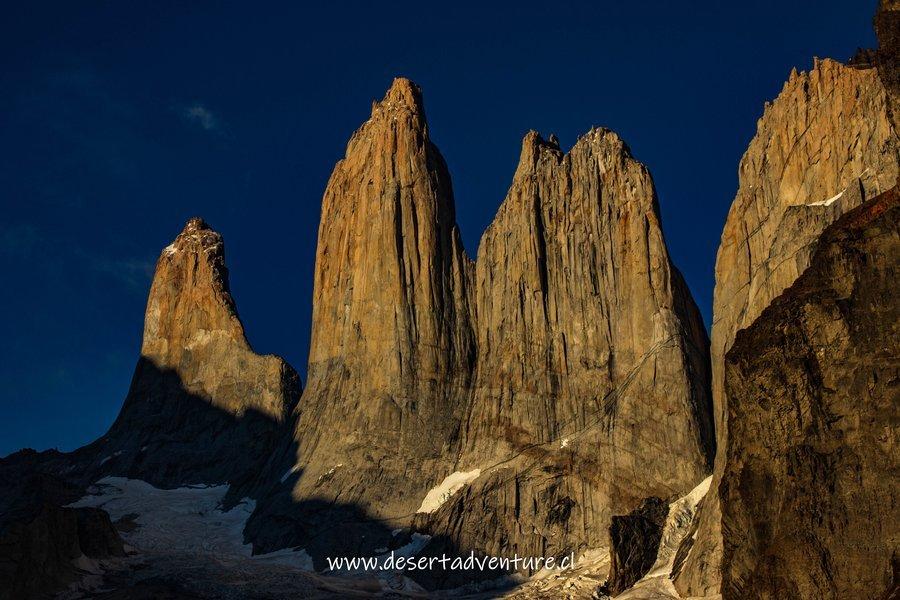 Trekking Base Torres - Tour