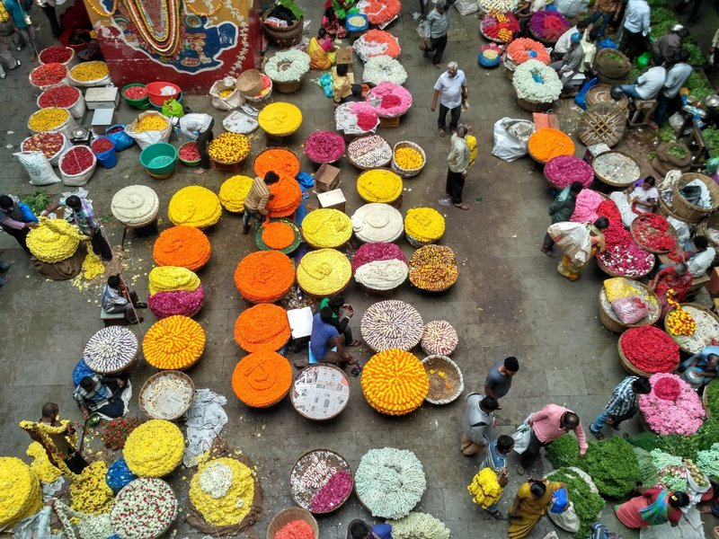 MARKET TOUR - TOUR OF BENGALURU'S TWO HERITAGE MARKETS - Tour