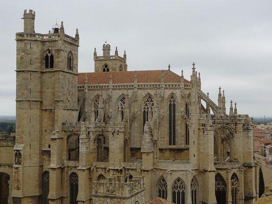 L'Expérience En Ville: Narbonne - Tour