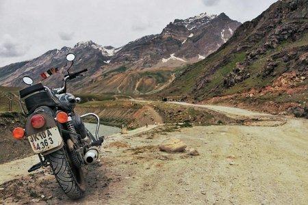Manali Leh Biking Expedition