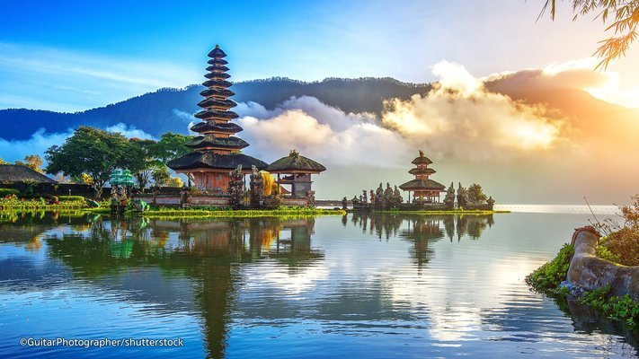 Temples of Bali - Tour