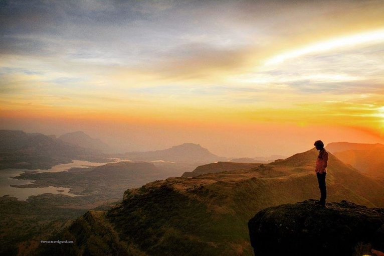 Trek to highest peak Kalsubai from Indore village (least explored route) - Tour