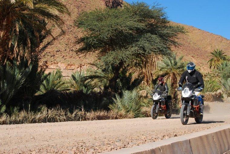 Sur Marroquí Maxitrail - Tour