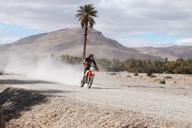 Enduro Desierto del Sur - Tour
