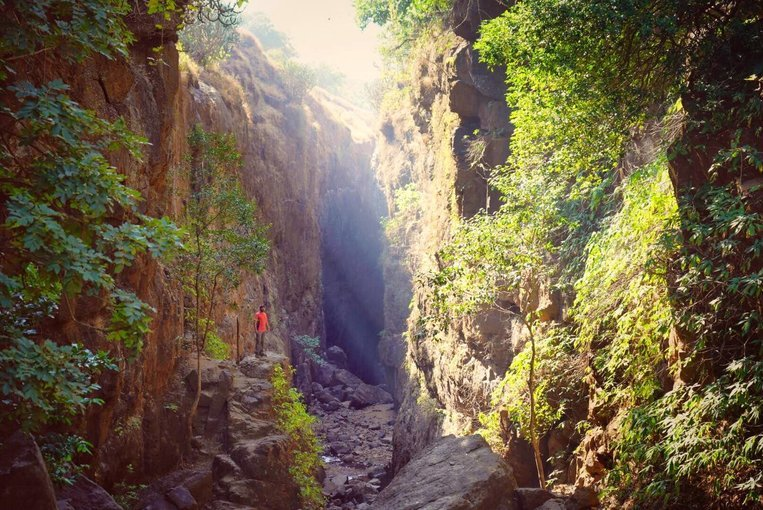 Full Descend Trek to Sandhan Valley and Camping - Tour