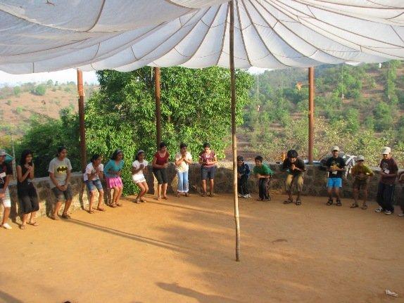 Koyna Kids Camp - Tour
