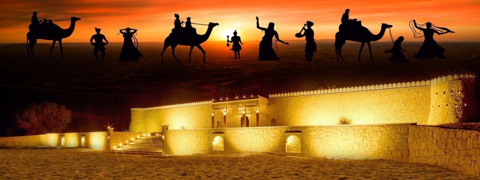 Jaisalmer Desert Safari: with Swiss Tent Stay - Tour