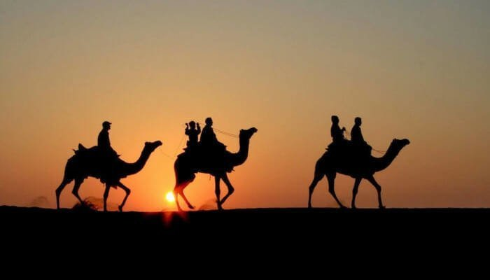 Jaisalmer Desert Safari: with Swiss Tent Stay - Tour