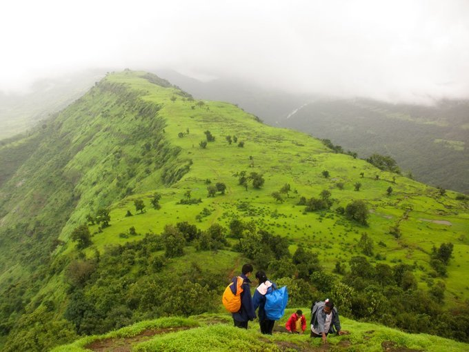 Night Trek to Garbett Point(Matheran) - Tour