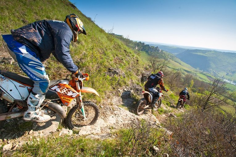 Enduro Weekend Rodez - Entre Causses y Valles - Tour