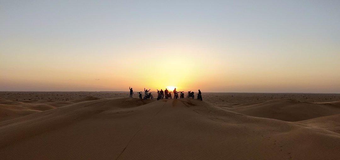 Tunez Sand Extreme - Tour