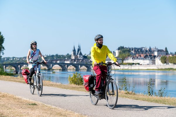 Vale do Loire de bike | 05 dias (autoguiado) - Tour