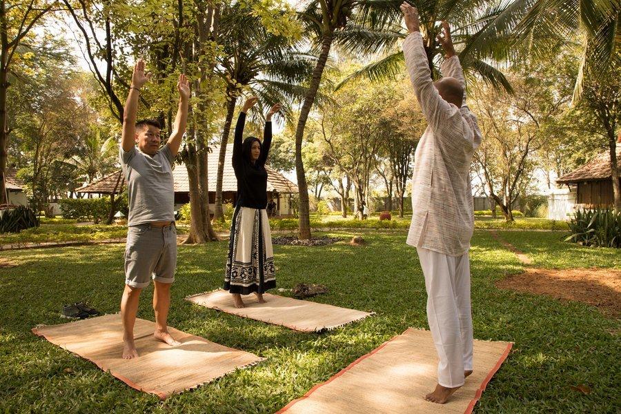 Ayurvedagram - Yoga Retreat Program - Tour