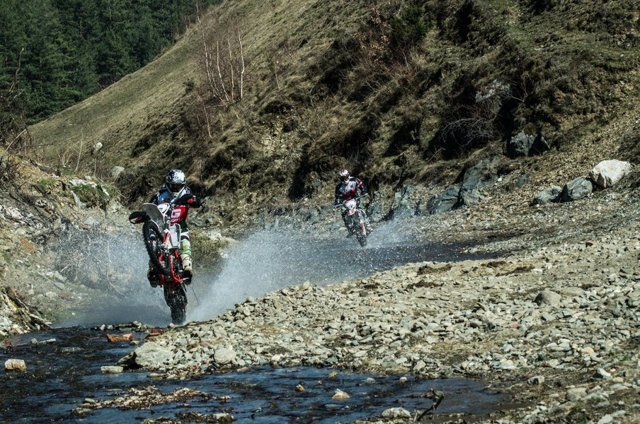 Sibiu Enduro Heaven - Tour