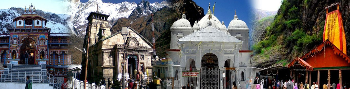 Char Dham Yatra - Collection