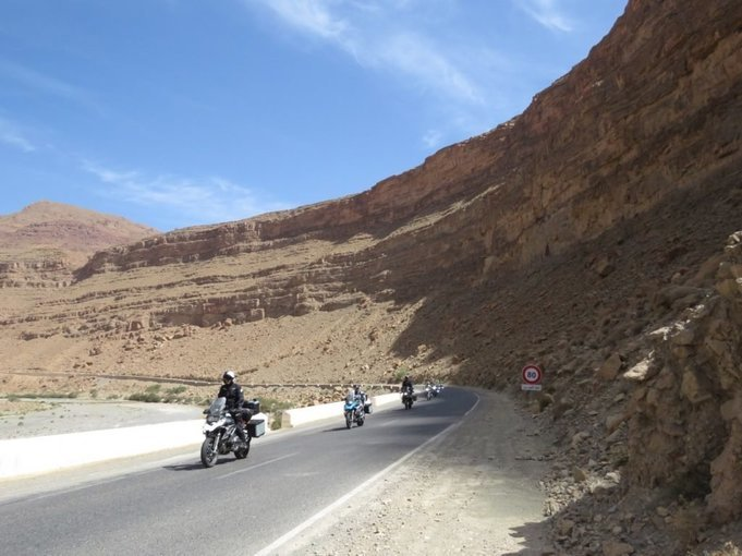 Rumbo a Dakar - Tour