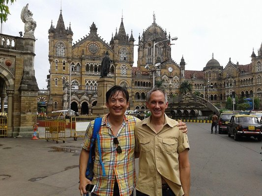 Customized Tour: Full Day British Bombay with car 9 Dec - Tour