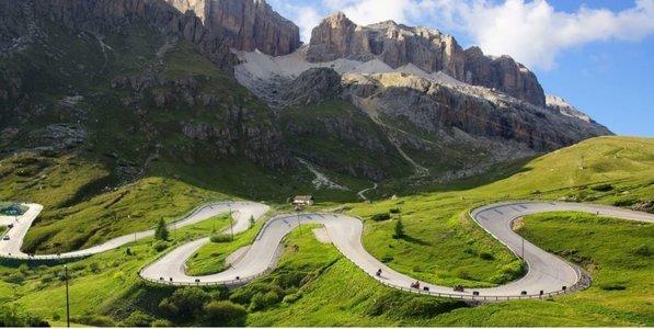 Alpes - Dolomitas y Grandes Pasos