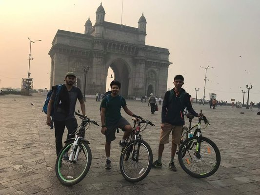 Mumbai - Goa Cycling - Tour