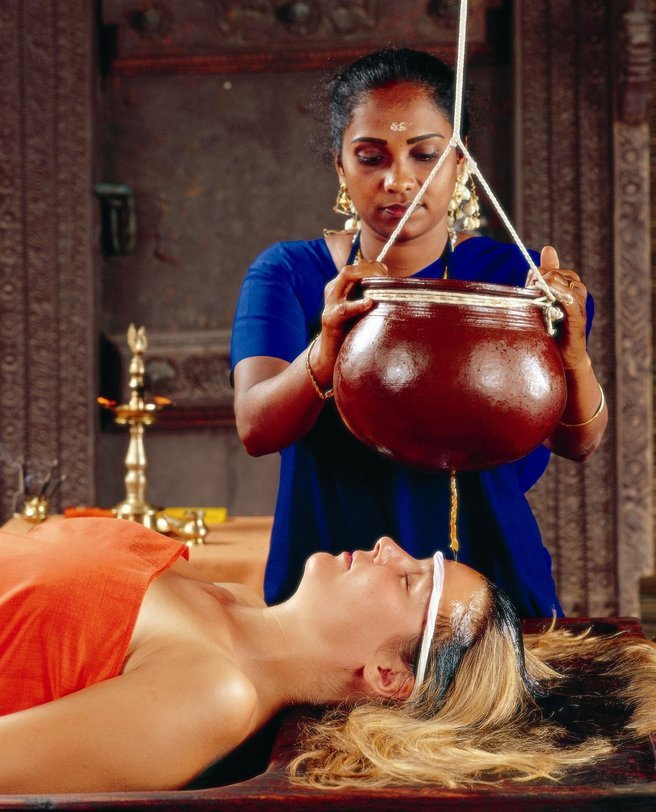 Somatheeram / Manaltheeram - Ayurveda Rejuvenation / Body purification therapy - Tour