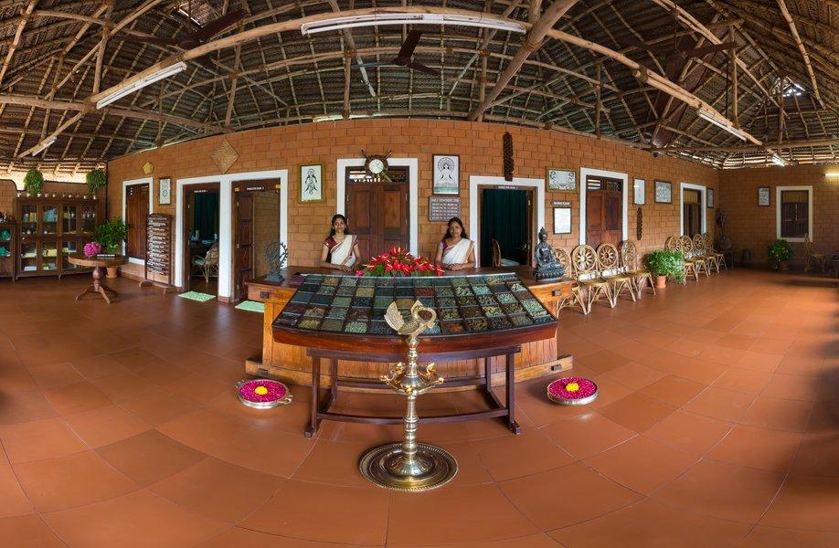 Somatheeram / Manaltheeram - Ayurveda Slimming program - Tour