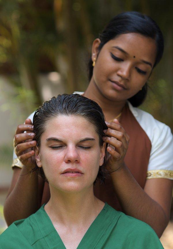 Somatheeram / Manaltheeram - Ayurveda Stress Management Program - Tour