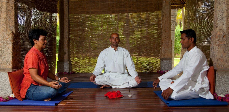 Shreyas - Silent Retreat Yoga Package (De-stress) - Tour